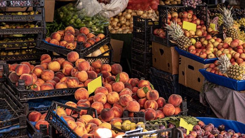 Mercato frutta Grottammare