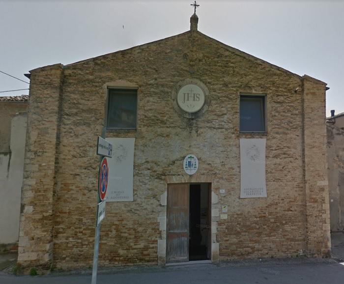 Facciata Chiesa Sant'Agostino