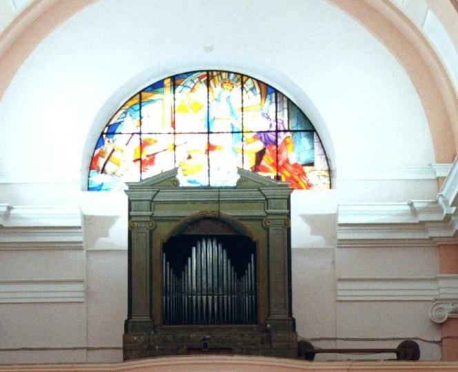 Organo San Pio