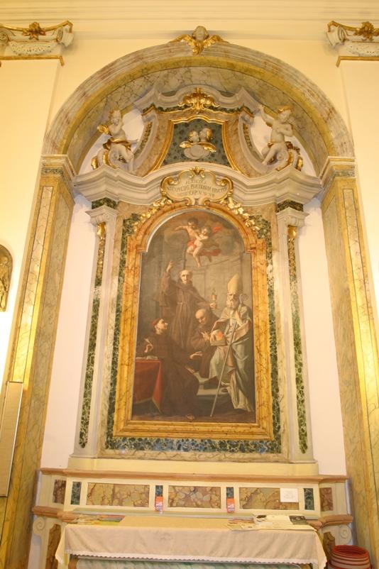Pala San Giacomo della Marca