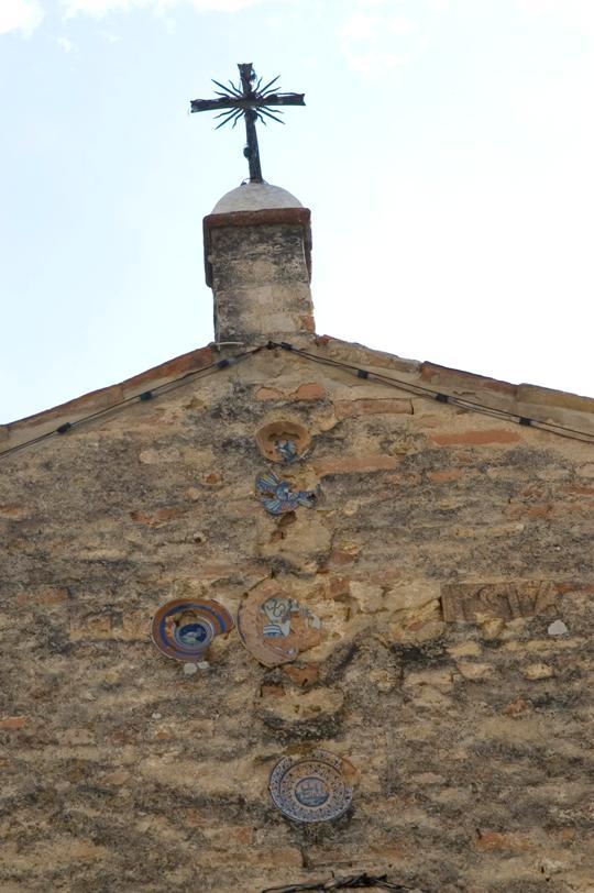 Particolare facciata Sant'Agostino