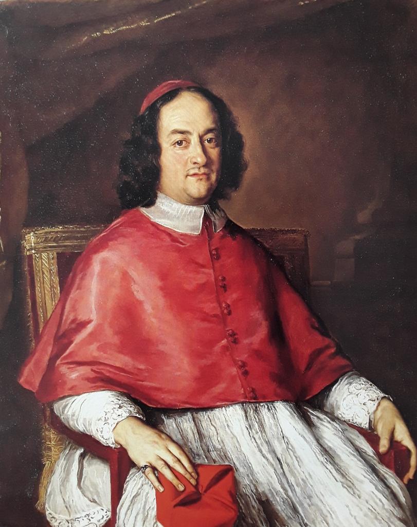 Il cardinale Decio Azzolino