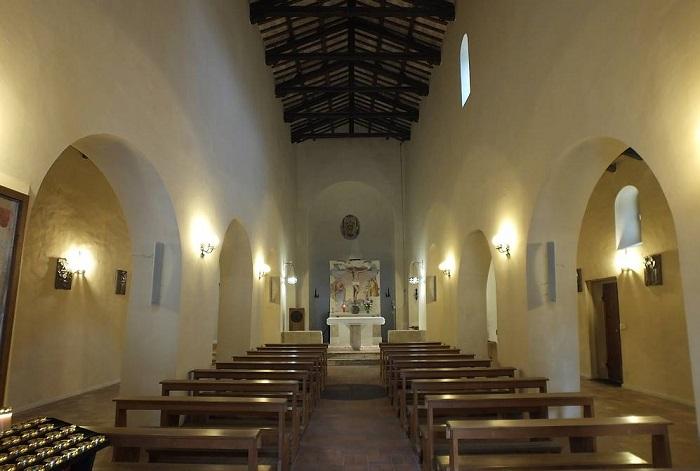 Navate Chiesa di San Martino
