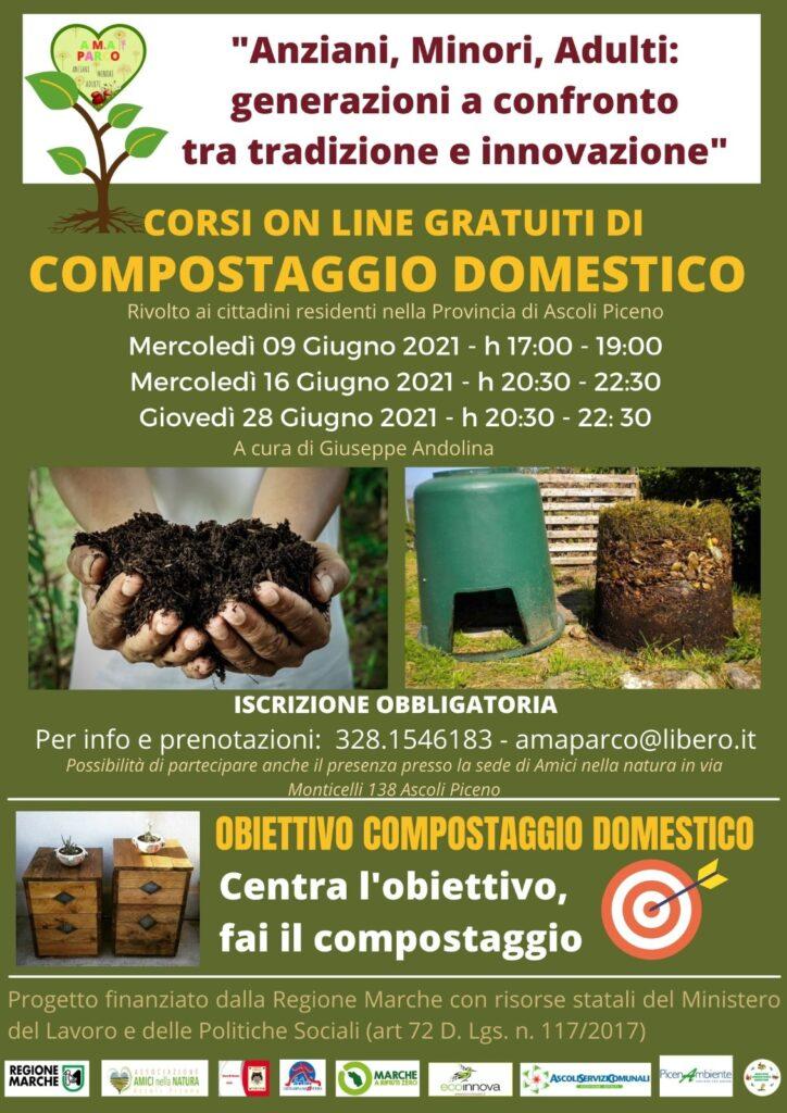 Corsi di compostaggio domestico