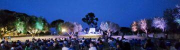 ParcoArena Sisto V sede spettacoli
