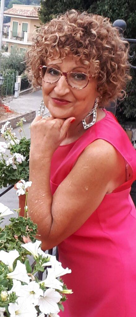 L'autrice Ermanna Zarroli