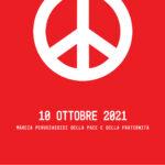 Logo marcia della pace 2021