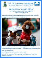 Progetto covid pets